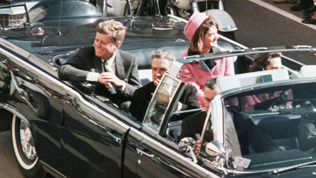 Release the Files! What's the Truth? Who Killed Kennedy?