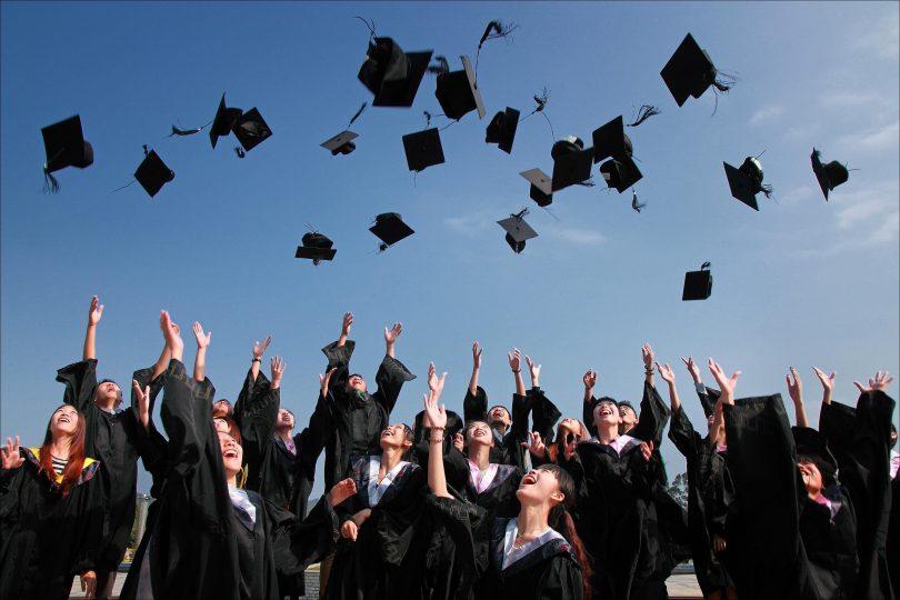 Graduation In December