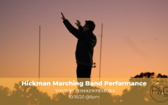 Hickman Marching Band Performance