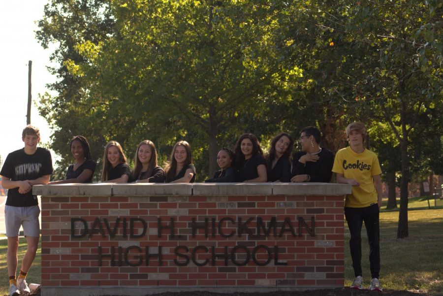 Hickman Leads the Way with New Homecoming Tradition